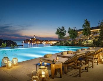 Φωτογραφία του Grand Park Hotel Rovinj, Rovinj