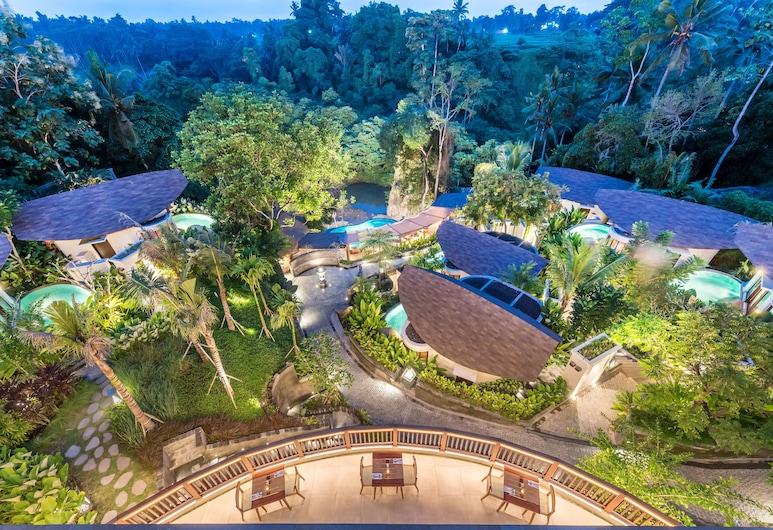 Tanadewa Resorts & Spa Ubud, Ubud, Building design