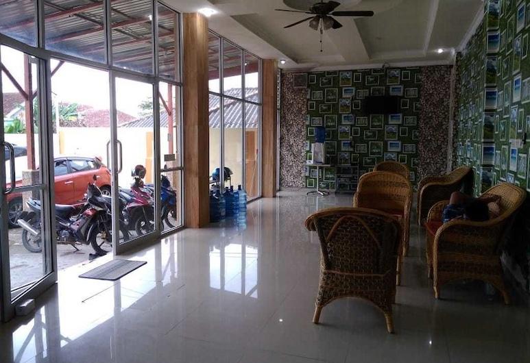 Wisma Jasmine Syariah, Palembang, Lobby Sitting Area