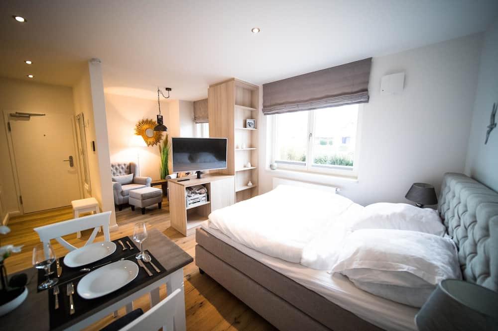 Studio apartman, 1 bračni krevet, za nepušače - Dnevni boravak