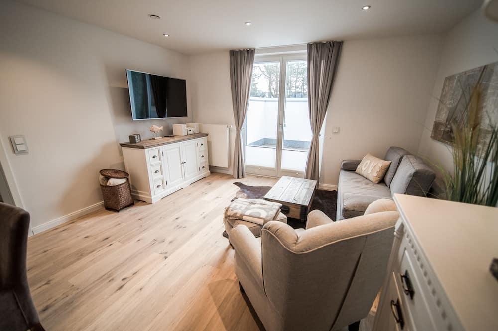 Duplex, 2 Bedrooms, Terrace - Living Area