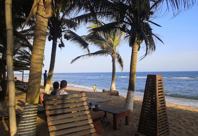 可可海灘酒店, 洛美, 海灘
