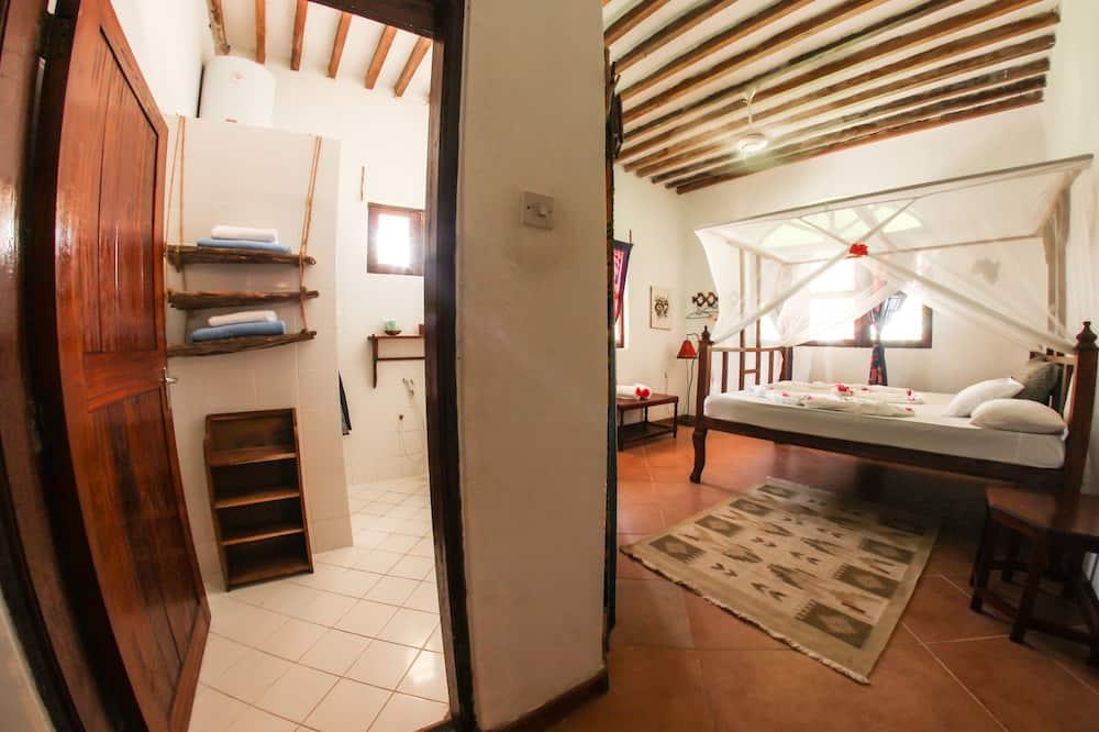 Vila, Vaizdas į paplūdimį - Vonios kambarys