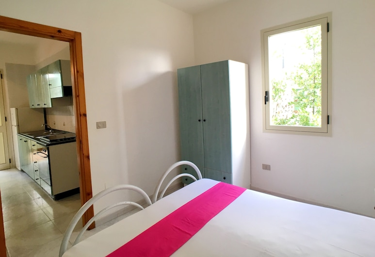 Appartamento Robinia, Gallipoli, Apartamento, 1 habitación, Habitación