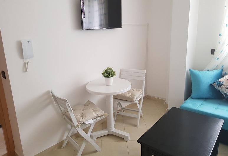 Appartement Prestige Coeur De Rabat, Rabat, Superior Apartment, Ruang Tamu