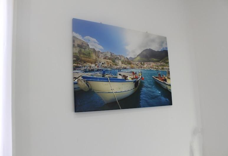 Exclusive Home, Castellammare del Golfo, Interior do Hotel