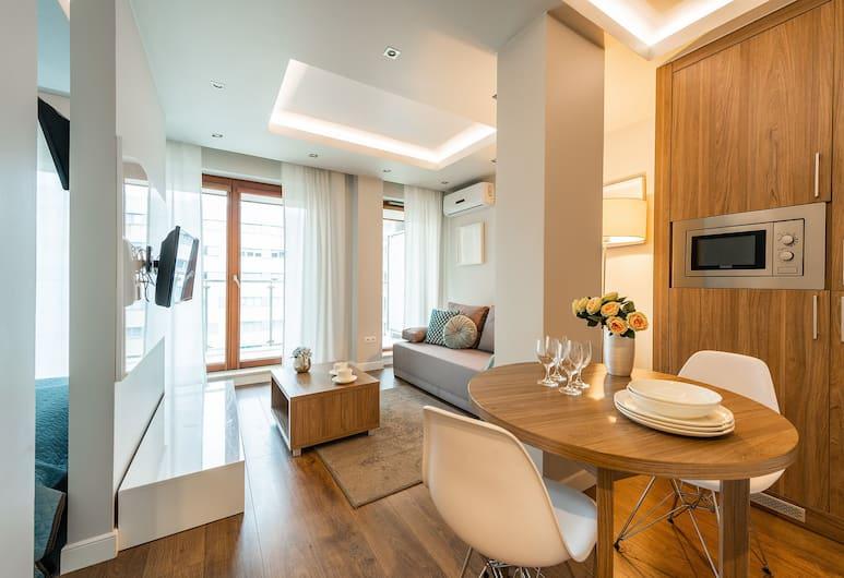 P&O Apartments Oxygen Wronia 3, Varšava, Darījumklases dzīvokļnumurs, Numurs