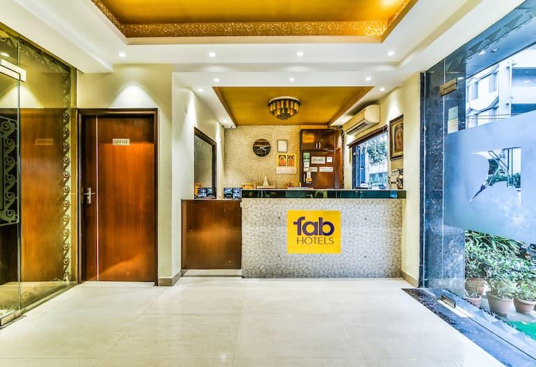 FabHotel Kingston, New Delhi, Recepcija