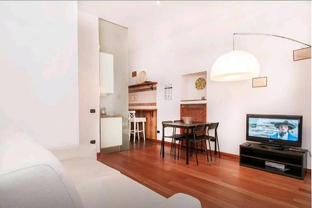 شقة سوبيريور - غرفة نوم واحدة - الغرفة