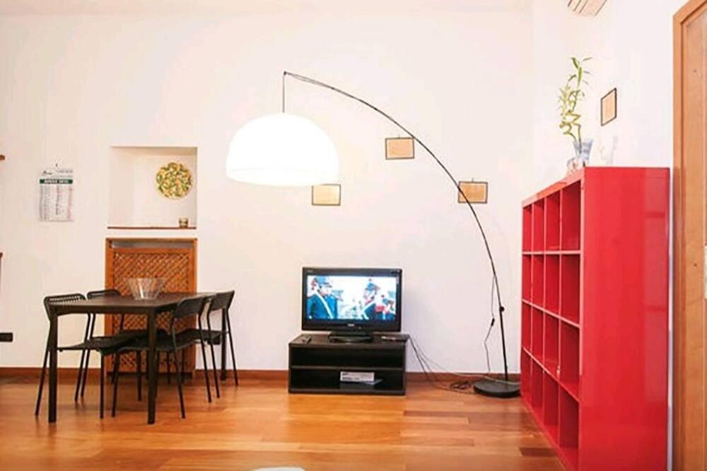 شقة سوبيريور - غرفة نوم واحدة - منطقة المعيشة