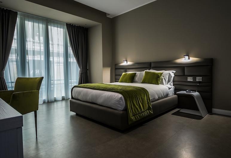 Hotel Matilde - Lifestyle Hotel, Naples, Kamar Double Superior, Kamar Tamu