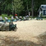 Rekreační domek, více lůžek (Schoolhouse at Gilmore Camps on Kezar) - Pláž