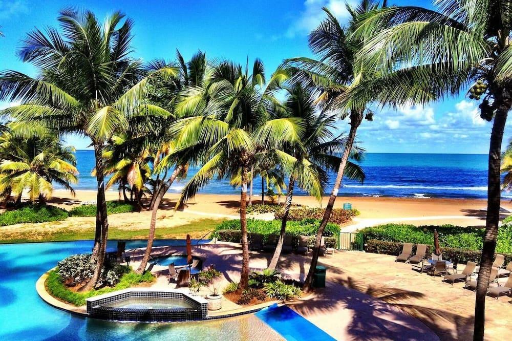 Villa - flera sängar (Lovely Beach Front Luxury Villa) - Pool