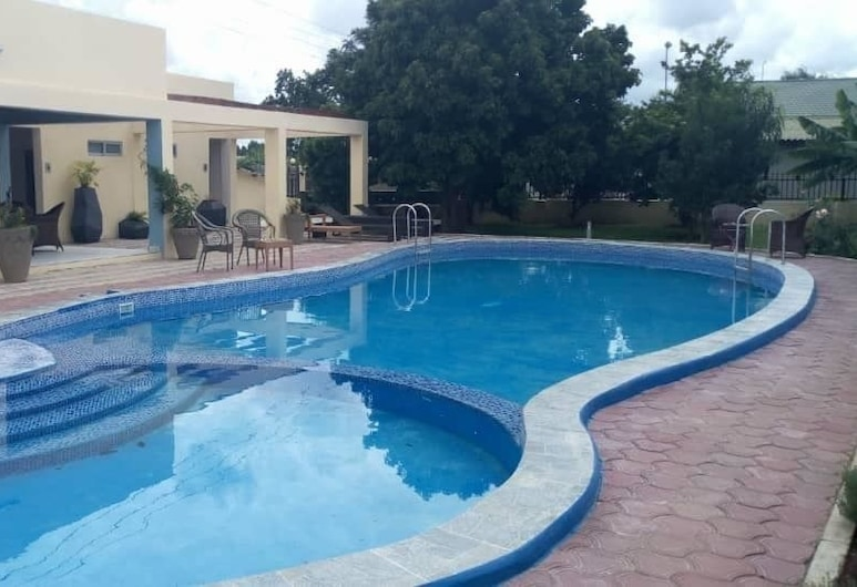 Villa Emile Events and hire, Lusaka, Outdoor Pool