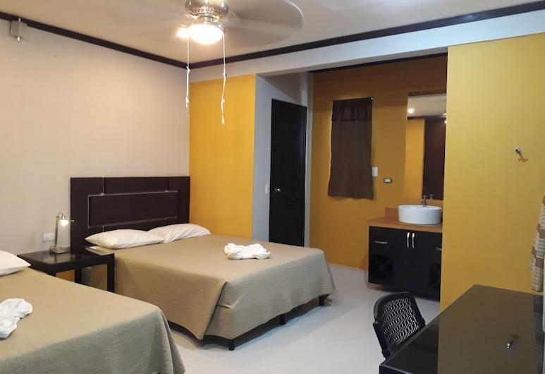 Hotel Celebertti, Matagalpa, Dvivietis kambarys, Kelios lovos, Nerūkantiesiems, Svečių kambarys