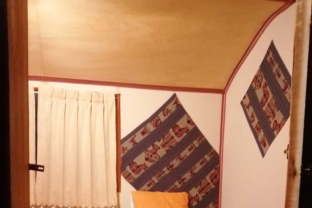 Chambre Double Classique, 1 grand lit, non-fumeurs - Coin séjour