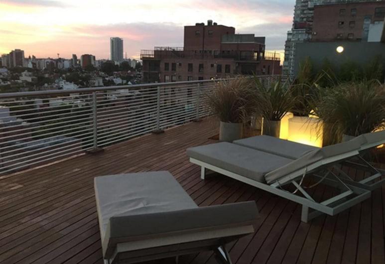 Suite Deluxe, Buenos Aires, Terrasse/Patio