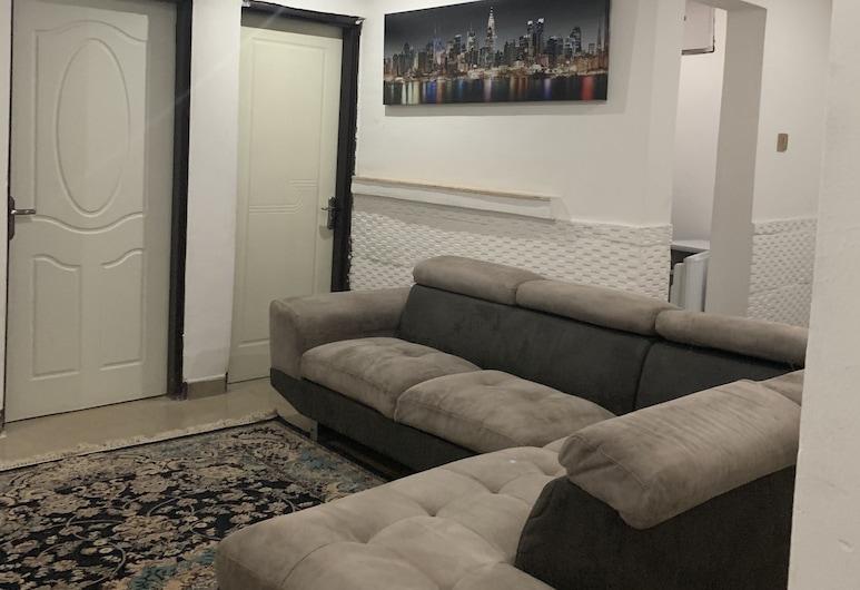 The Royal Enclave, Abuja, Apartmán typu Deluxe, 2 spálne, Izba
