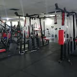 صالة الألعاب الرياضية