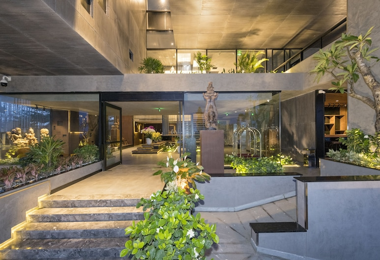 科德 Spa 飯店, 峴港, 大廳