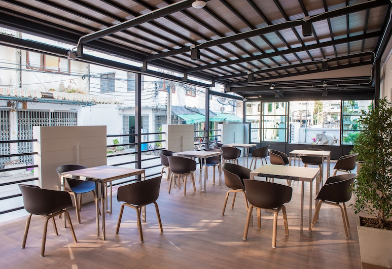 U Sabai Hotel, Μπανγκόκ, Καθιστικό στο λόμπι
