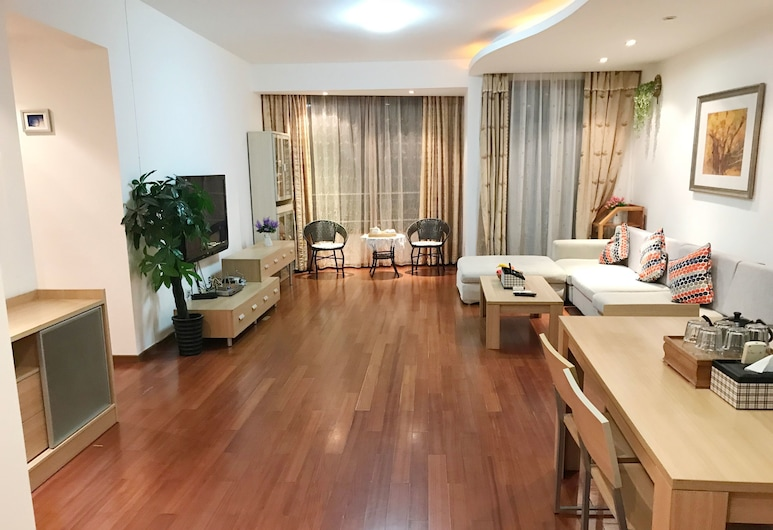 Hua Ting Residence, Shanghai, Apartment, 3 Bedrooms, Room