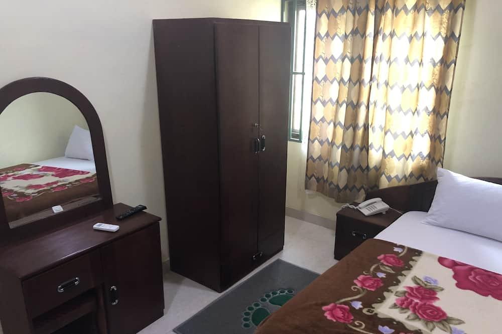 Štandardný apartmán, 1 veľké dvojlôžko, fajčiarska izba - Izba