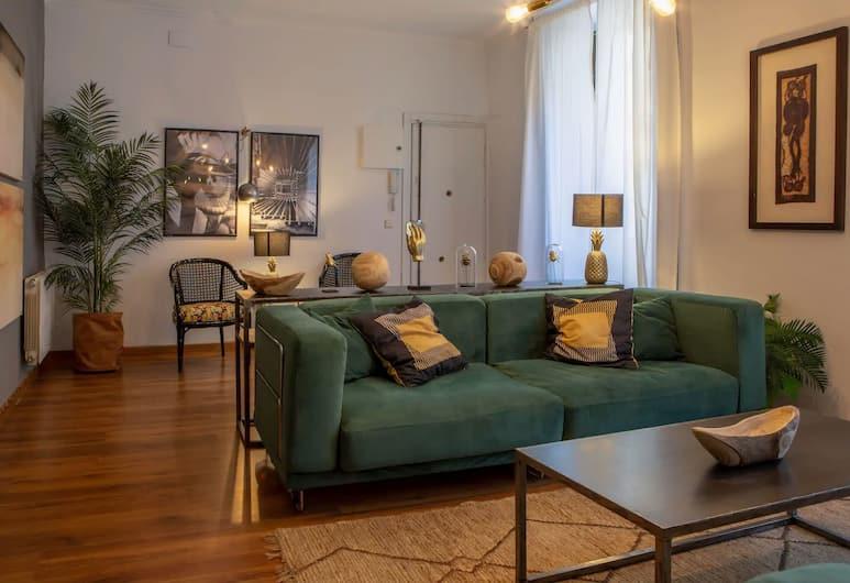 Apartamento Moderno Junto a la Gran Via, Madrid