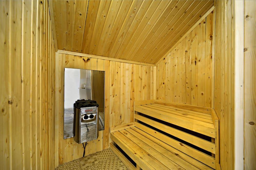Studio, Sauna - Bilik mandi