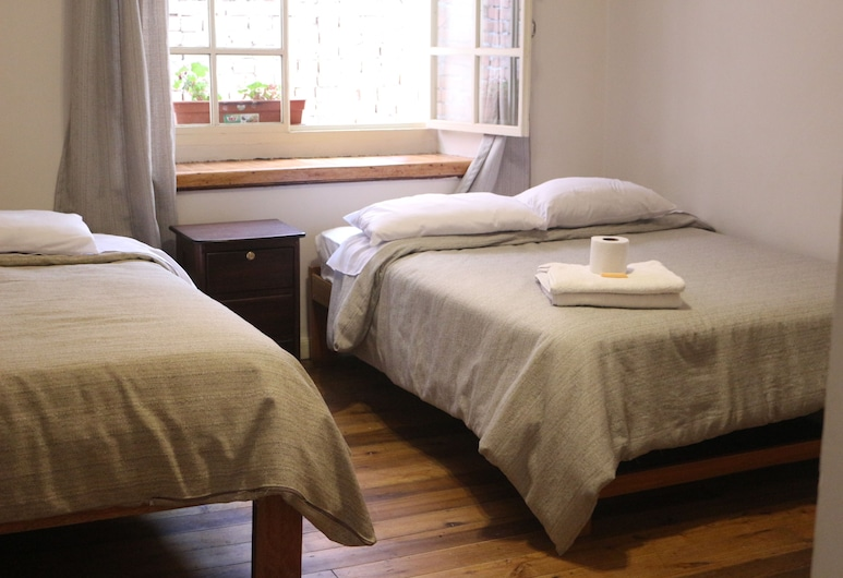 은티 야푸 호스텔, 쿠스코, 더블룸, 객실