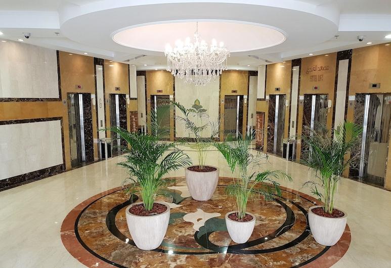 Al Dana Diamond Makkah, Mecka, Lobby