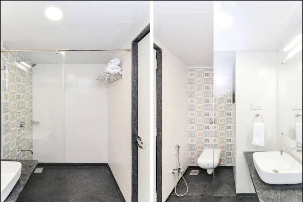 Deluxe-værelse - 1 queensize-seng - ryger - Badeværelse