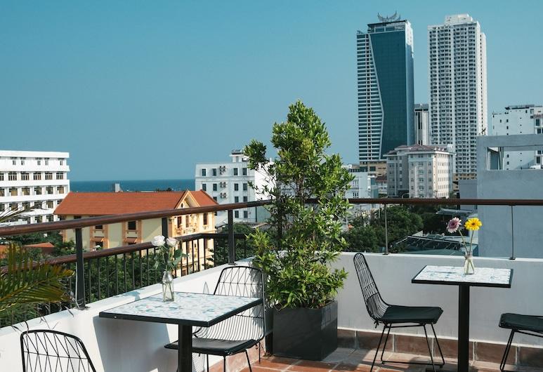 羅薩公寓民宿, 峴港, 陽台