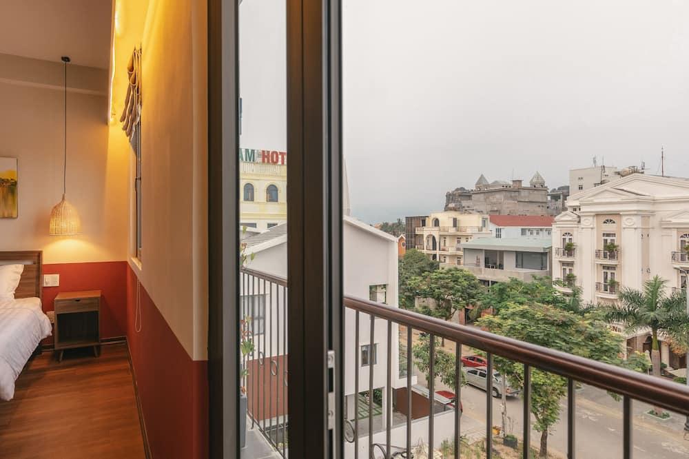 Studio, Ban công, Quang cảnh thành phố - Ban công