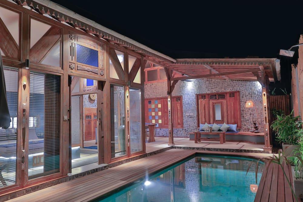 Villa Deluxe, 1 habitación - Piscina privada