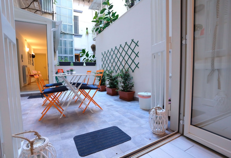 Napoli a Festa , Naples, Terrace/Patio