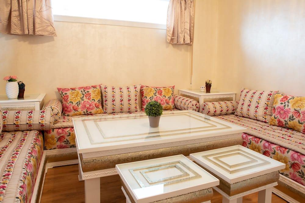 Апартаменти «Делюкс», 3 спальні - Житлова площа