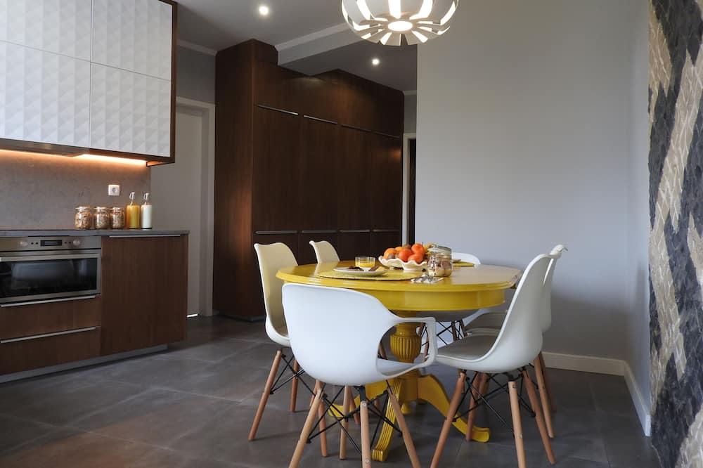 時尚雙人房 (2) - 共用廚房