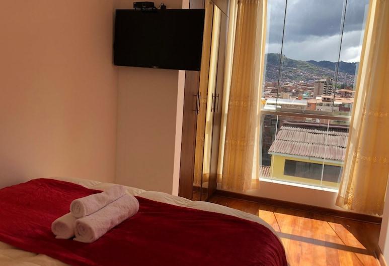 Comfortable New Apartment Cusco, Cusco, Apartmán, 2 spálne, nefajčiarska izba, Izba
