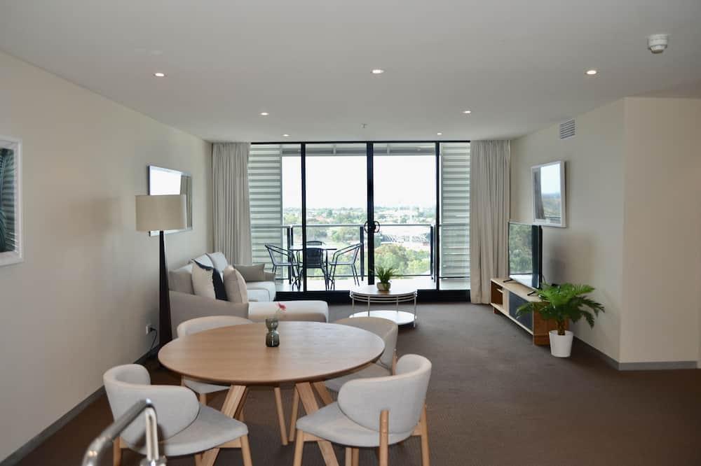 Executive Apartment, 2 Katil Ratu (Queen), Non Smoking - Bilik Rehat