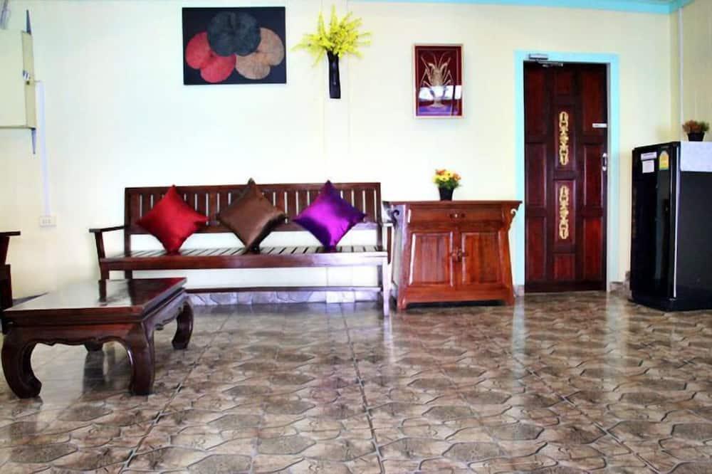 Rodinný bungalov - Obývací prostor