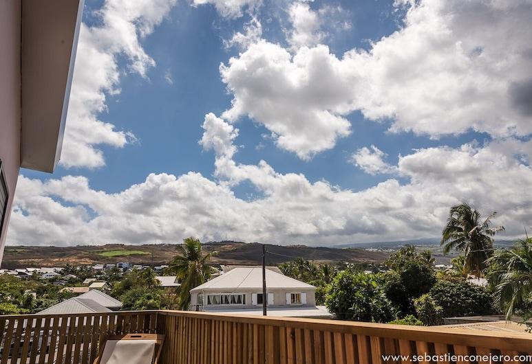 La Case Maui - Near Plage de la Saline les Bains, Saint-Paul, Apartment, 2 Bedrooms (Te Fiti), Balcony