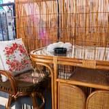 Tek Büyük Yataklı Oda (Japanese Style, 53) - Balkon