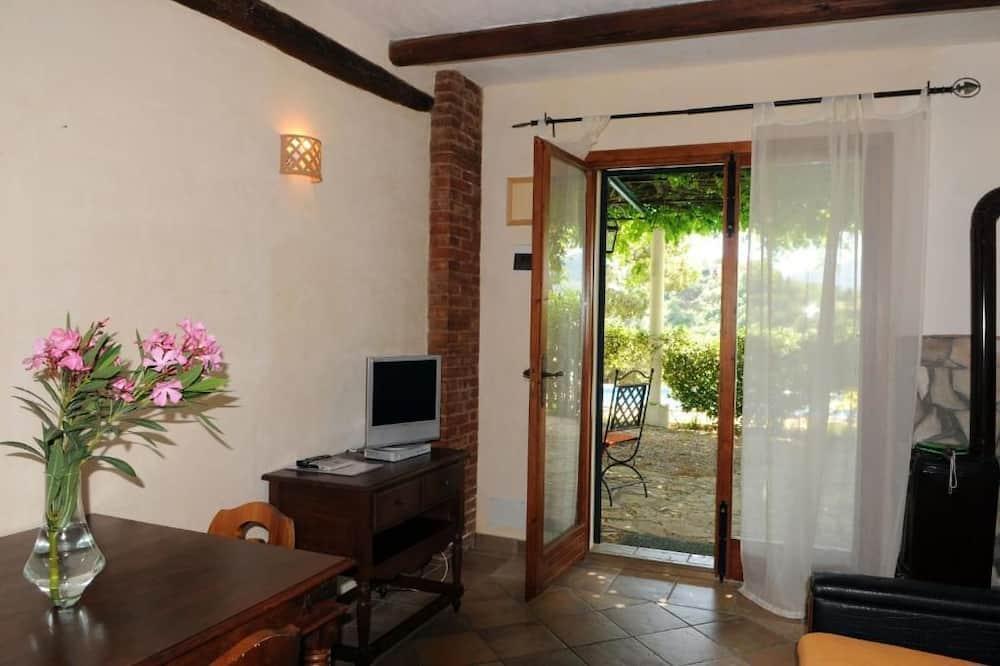 Apartment, Sea View (Glicine) - Living Room