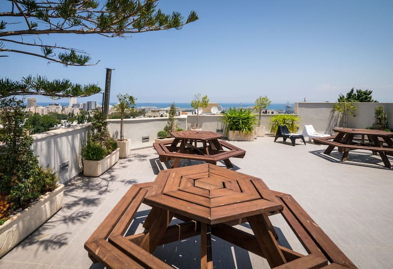 G38 Boutique Apartments, Haifa, Terrace/Patio