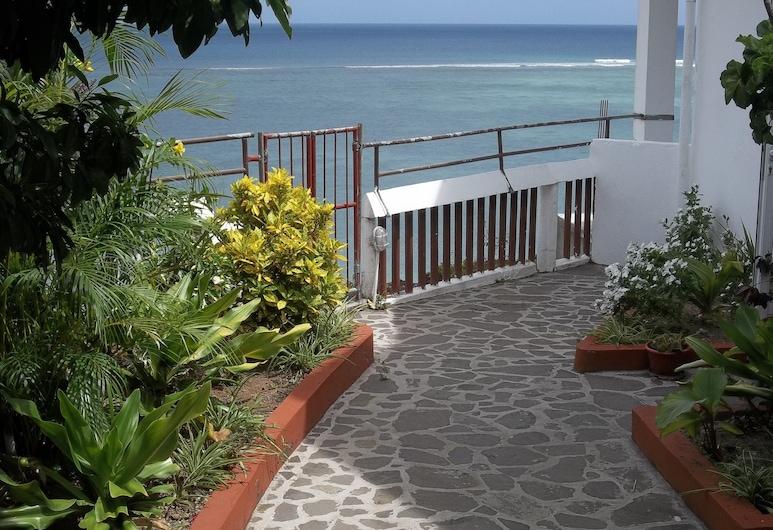 Le Recif Guest House, Đảo Rodrigues, Hiên