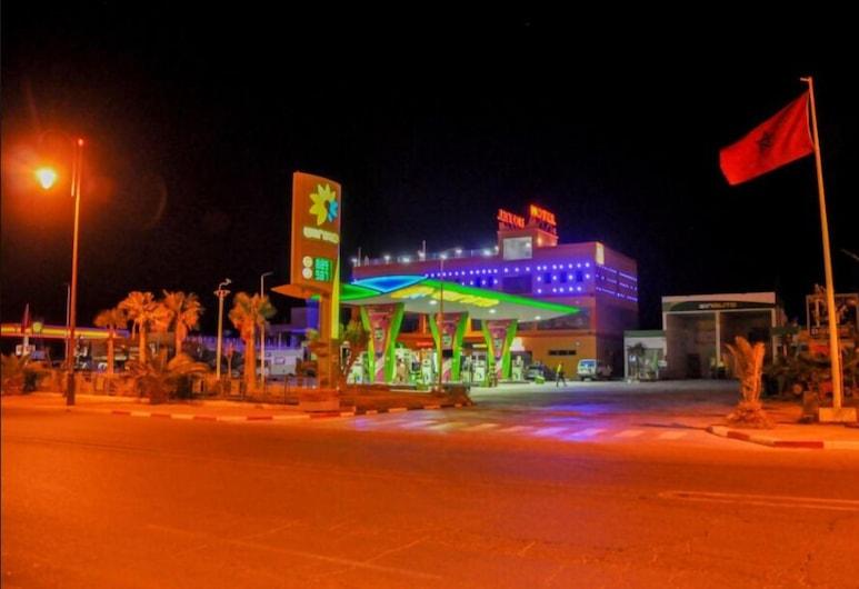 Motel Safari Budget, Ouarzazate, Fachada del hotel