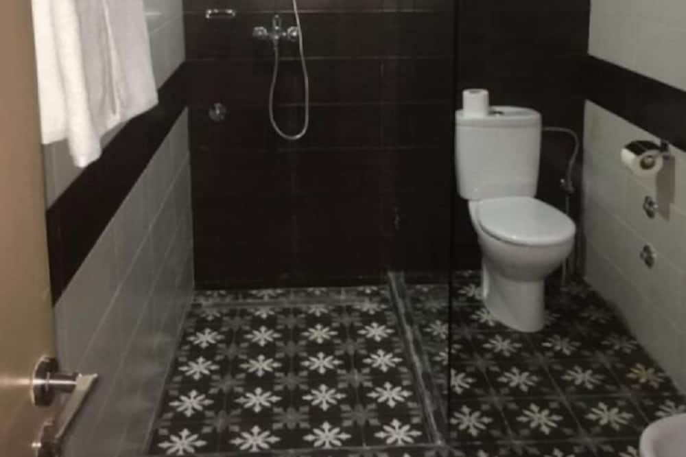 Phòng, 1 giường đôi hoặc 2 giường đơn, Không hút thuốc - Phòng tắm