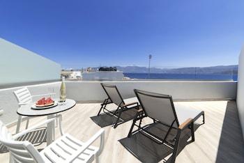 Mynd af Naiades Marina Hotel í Agios Nikolaos