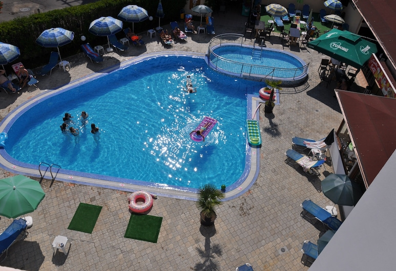 Hotel BelleVille, Slanchev Bryag, Spa